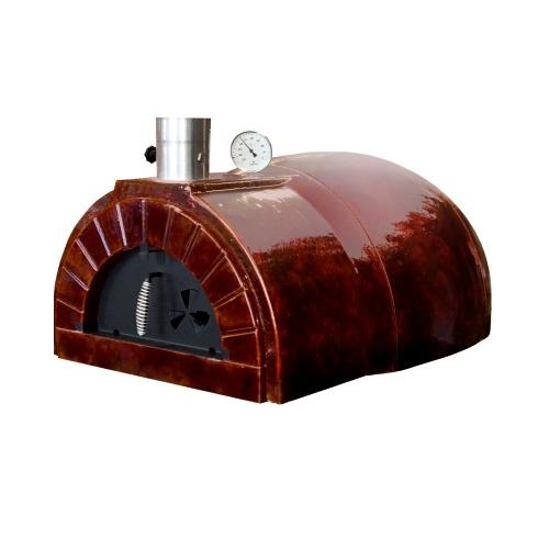 Houtstook enzo Amphora oven pizza oven steen oven