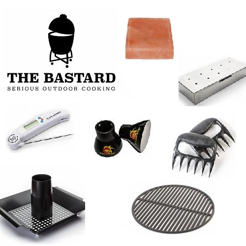 Houtstook enzo The Bastard Accessoires kamado accessoires