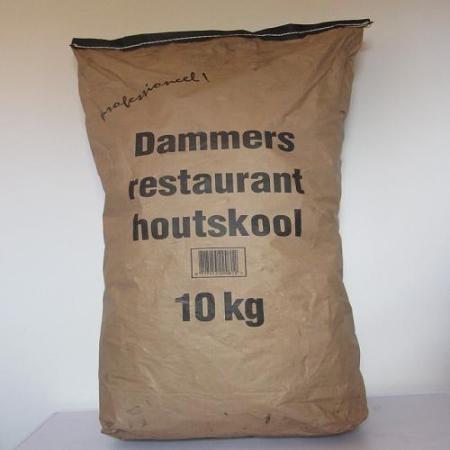 Houtstook enzo houtskool briketten Dammers