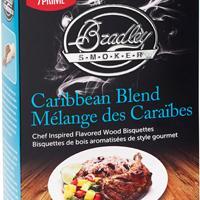 Houtstook enzo Bradley Smoker Premium Caribbean Melange Bisquetten 48 stuks