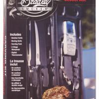 Houtstook enzo Bradley Smoker Carving Kit