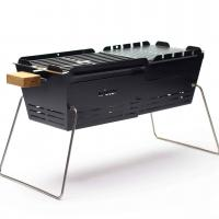 Houtstook enzo Knister Grill original bbq
