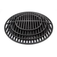 Houtstook enzo The Bastard Cast Iron Grid Compact