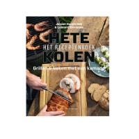 Houtstook enzo boeken hete kolen het receptenboek