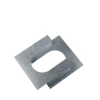 Houtstook enzo rookkanaal isoduct 150 mm dw brandseparatieplaat