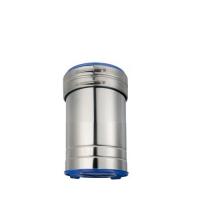 Houtstook enzo ISOduct 250 mm DW 125mm