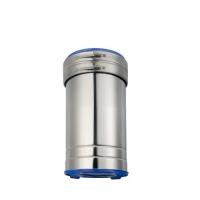Houtstook enzo  ISOduct 330 mm DW 125mm