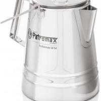 Houtstook enzo Petromax Perkomax percolator RVS le14