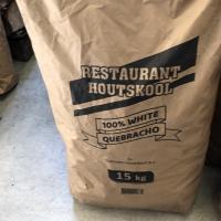 Houtstook enzo Restaurant Houtskool White Quebracho 15KG